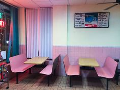 pink, aesthetic, and pastel image Look Vintage, Vaporwave, Pink Aesthetic, Retro, Decoration, Floor Chair, Bumper Stickers, Interior Design, Cafe Interior