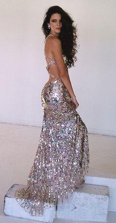 Summer 2013 Designer Catwalk Fashion Fashion Week Fashion Show MacDuggal Mermaid Dress Alexandre... gorgeous.