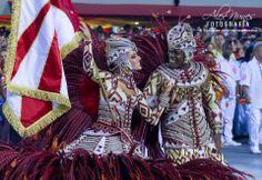 Desfile oficial do Salgueiro