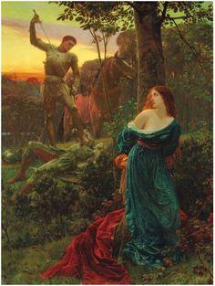 chivalry The Beautiful Art Revival: A Passion for the Pre Raphaelites   artmarketblog.com