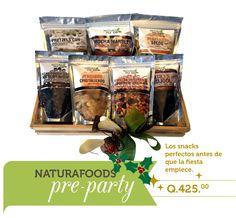 ¡Regala esta deliciosa y saludable canasta con los snacks perfectos para comenzar las fiestas y convivios de fin de año! Haz tu orden aquí: http://naturafoodsmarket.com/producto/canastas-regalo/naturafoods-pre-party/ #Navidad #Christmas #Regalos #Gifts #Food #Organic #Organico #Comida #Canastas #Navideñas