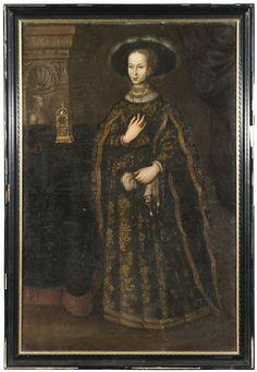 Margareta Eriksdotter (Vasa), död 1536 Kopia efter: Mäster Hillebrandt Naiset, Taidehistoria, Perhekuvat, 1600-luku, Renaissance Fashion, Kristillinen Taide, Renesanssi, Ruotsi