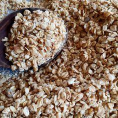 Honey, Almond & Chia Seed Granola