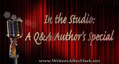 In the Studio: A Q&A Author's Special