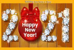 Happy New Year Animation, Happy New Year Pictures, Happy New Year Wallpaper, Happy New Year Wishes, Happy New Year Greetings, Moving Pictures, Happy Images, Happy Year, New Year Pics