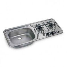 Dometic Komfyr/Vask-kombinasjon HS 2320L