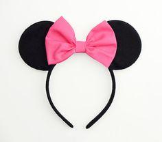 Baby Girls Headbands Newborn Headbands Pink by spoiledNsweet, $14.95 ...