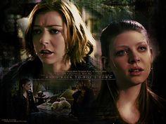 Willow and Tara (Buffy The Vampire Slayer)