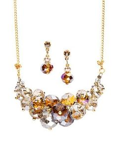 Where to Buy Best Glass Jewelry Sets? #fashion #jewelry