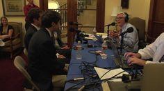 Hugh Hewitt interviews Students at Thomas Aquinas College #MODG