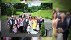 Kirsty & Eamonn's Wedding Broadoaks Hotel Cumbria