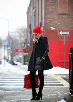 women's fashion and street style.  fall / winter looks
