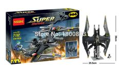 Decool 7112 DC Hero Batman Super Heroes Action Figure Bat Fighter Building Block Minifigure Toys Best Toys Compatible with Legoe //Price: $US $27.40 & FREE Shipping //     #rchelicopters