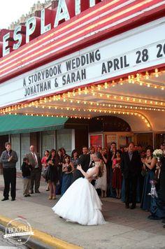 A Storybook Wedding