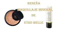 Reseña Diamond Mineral Powder y Diamond Foundation de EtreBelle