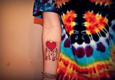keith haring tattoo - Google Search