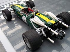 LEGO Formula 1 - Lotus 43 BRM by RoscoPC