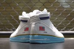 """Nike Air Force 1 Hi """"Presidential"""" 