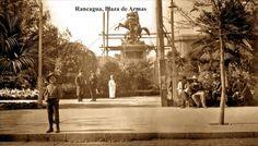 Imágenes de Chile del 1900: Rancagua