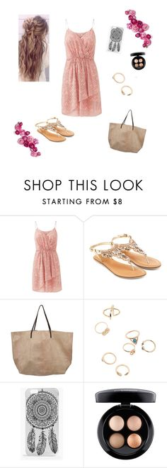 """""""BE ORIGINAL"""" by vivianarizzello ❤ liked on Polyvore featuring Rebecca Taylor, Monsoon, Boohoo and MAC Cosmetics"""