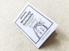 Comics & Illustriertes - DIY Minibuch Oktavias Wischmopp-Hutmode KCA 33 - ein Designerstück von antjesha_art bei DaWanda