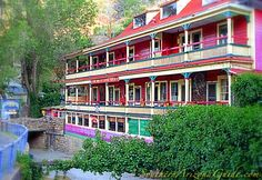 The Inn at Castle Rock, Bisbee, Arizona