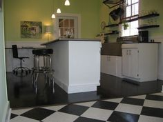 Tips to choose the right kitchen flooring - Home Improvement Guide by Dr Prem
