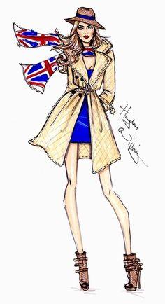 'London Calling' by Hayden Williams