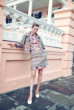 Resort Collections 2015: Do the Charleston   5th at 58th - The Bergdorf Goodman Blog - Chanel Resort 2016