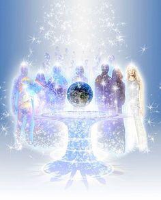 Divine Alchemy with the Ascended Masters Spiritual Life, Spiritual Growth, Spiritual Awakening, Awakening Quotes, Art Visionnaire, Ascended Masters, Spiritual Development, Personal Development, Visionary Art