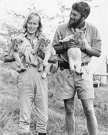 Virginia McKenna and Bill Travers - Born Free