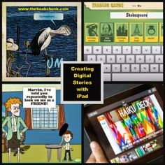The Book Chook: Creating Digital Stories with iPad