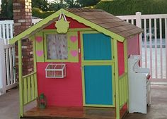 Cute playhouse