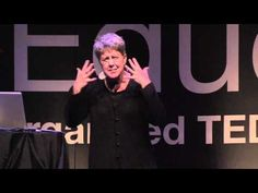 Acting for Your Life: Ann Woodworth at TEDxEducationCity (2012) - YouTube