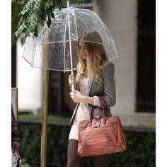Transparante-koepel-paraplu