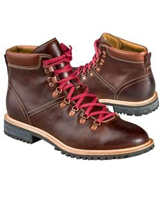 Vice Versa Hiking Boots | The J. Peterman Company