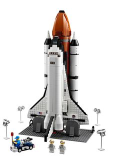 History of LEGO & LEGO Shuttle