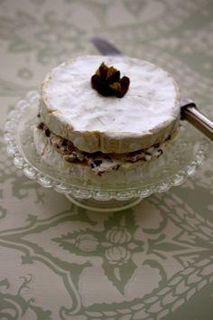 Camembert-Ziegenkäse-Tarte