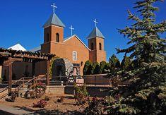 churches in new mexico | Santa Cruz Catholic Church - Santa Cruz, New Mexico