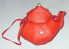 From Rags To Bags: Topsy Turvy Teapots
