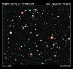 NASA released farthest ever view of the Universe, taken by Hubble! @WorldAndScience