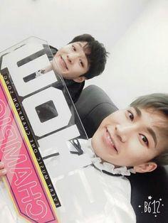 Eunkwang ♥ changsub ♥ ##borntobeat #BTOB #changsub #eunkwang