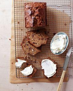 Healthy Breakfasts   Whole Living **whole wheat date nut bread**