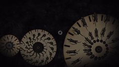 Optikammer – Phenakistoscopes  #digitalmedia #design #experiment #minimalist #photography #cinema #animation #games #historical