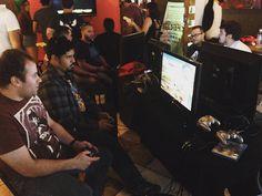Mucho #gaming en @vicgeorgepr #PuertoRico #gaming #gamers