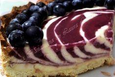 Grapejuice and homemade cow cheese tart (blueberry juice? Cow Cheese, Hungarian Recipes, Hungarian Food, Blueberry Juice, Cheese Tarts, No Cook Desserts, Caramel, Pancakes, Cheesecake