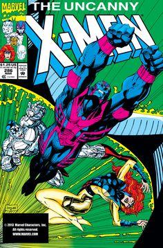 Uncanny X-men #286