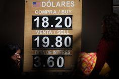 Dólar alcanza los $19.10 pesos entre volatilidad post-brexit