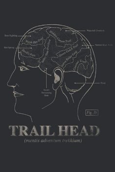 """The inner workings of a """"Trail Head"""" - that's how we think at http://SierraSpirit.biz"""