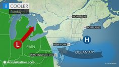 Weekend Storm Pounds MidAtlantic With Rain Wind And Beach - Accuweather forecast philadelphia